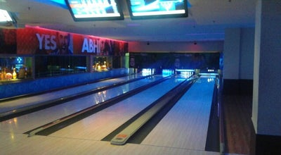 Photo of Bowling Alley PVR bluO at Ambience Mall, Nh8, Gurgaon 122002, India