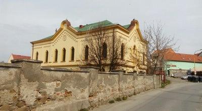 Photo of Synagogue Synagóga at Okružná 36 080 01, Slovakia