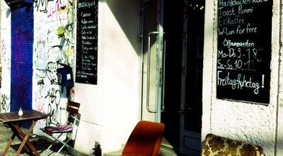 Photo of Cafe Mokofuk at Grünberger Str. 75, Berlin 10245, Germany