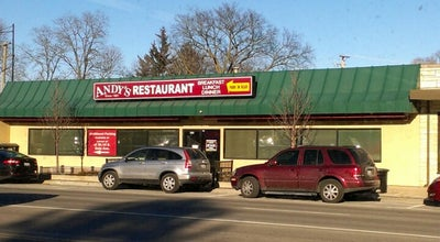 Photo of Diner Andy's Family Restaurant at 468 W Virginia St, Crystal Lake, IL 60014, United States