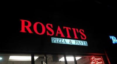 Photo of Pizza Place Rosati's at 615 S Randall Rd, Saint Charles, IL 60174, United States