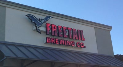 Photo of Brewery Freetail Brewing Company at 4035 N Loop 1604 W, San Antonio, TX 78257, United States