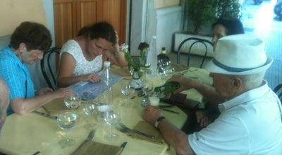 Photo of Italian Restaurant Osteria Del Campanile at Via Loggia Dei Mercanti,7/9, Messina 98122, Italy