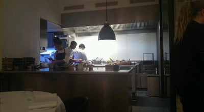 Photo of Molecular Gastronomy Restaurant Pages at 4 Rue Auguste Vacquerie, Paris 75016, France