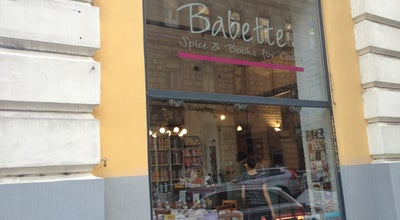 Photo of Bookstore Babette's Spice and Books for Cooks at Schleifmühlgasse 17, Wien 1040, Austria
