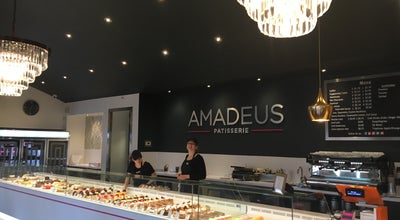 Photo of Dessert Shop Amadeus Fine Cakes at 7380 Bathurst Street, Thornhill, ON L4J 7M1, Canada