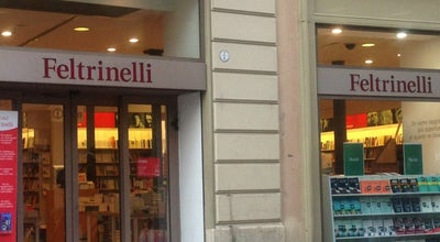 Photo of Bookstore La Feltrinelli at Piazza Di Porta Ravegnana 1, Bologna 4012, Italy