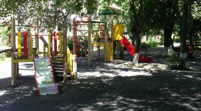 Photo of Playground Детская площадка at Ул. Роз, 61, Сочи 354000, Russia