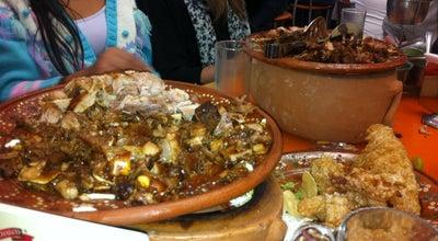 Photo of Mexican Restaurant El Rincón de Peribán at Av. Aztecas 762, Coyoacán 04700, Mexico