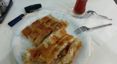 Photo of Bakery Tarihi Yaşayanlar Börekçisi at Bursa, Turkey
