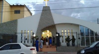 Photo of Church Igreja Nossa Senhora Aparecida at R. Equador, Vitória da Conquista, Brazil
