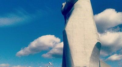 Photo of Monument / Landmark Мемориал «Защитникам Советского Заполярья в годы Великой Отечественной войны» («Алёша») at Мурманск, Russia