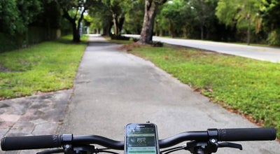 Photo of Trail Old Cutler Trail at Coral Gables, FL, United States