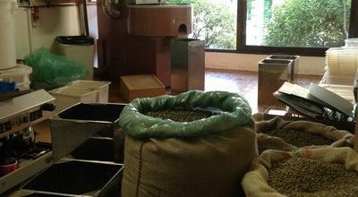 Photo of Coffee Shop Kafetopio coffee roastery at Αβέρωφ 8, Καβάλα 653 02, Greece