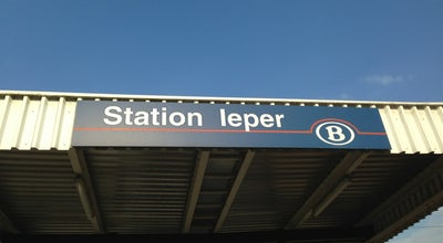 Photo of Train Station Station Ieper at R. Colaertplein 35, Ieper 8900, Belgium