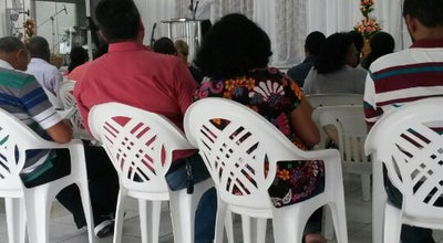 Photo of Church Igreja Batista Nova Jerusalém at Brazil