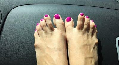 Photo of Nail Salon Blush Nail & Spa at 4013 Oakwood Blvd, Hollywood, FL 33020, United States