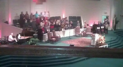 Photo of Church Circlewood Baptist Church at 2201 Loop Rd, Tuscaloosa, AL 35405, United States