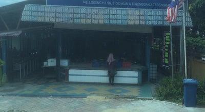 Photo of Asian Restaurant Gerai Keropok Warisan Losong at Kuala Terengganu, Malaysia