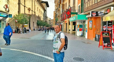 Photo of Historic Site Palma Old City Center at Spain