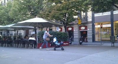 Photo of Ice Cream Shop Häagen Dazs Café at Rambla De Catalunya, 85, Barcelona 08008, Spain