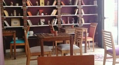 Photo of Cafe Kumda Kahve at Müftü Asım Efendi Sokak, Lefkoşa, Cyprus