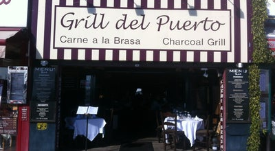 Photo of BBQ Joint Grill del puerto at Muelle De Rivera, 47, Marbella 29660, Spain
