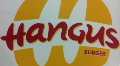 Photo of Burger Joint Hangus Burguer at R. S. Mateus, 214, Juiz de Fora 36025-000, Brazil