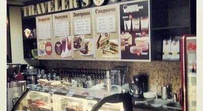 Photo of Coffee Shop Traveler's Coffee at Тц «покровские Ворота», Нижний Новгород 603005, Russia