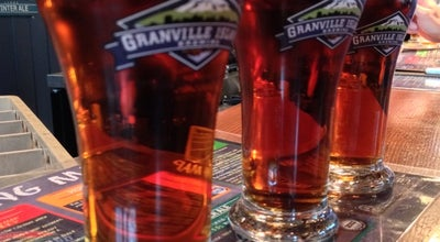 Photo of Brewery Granville Island Brewing at 1441 Cartwright Street, Vancouver, Br V6H 3Y5, Canada