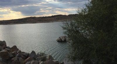 Photo of Lake Kayali Baraji at Turkey