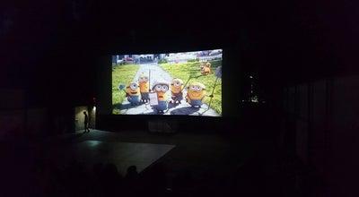 Photo of Movie Theater Летний кинотеатр в Чистяковской роще at Ул. Колхозная, 86, Краснодар, Russia