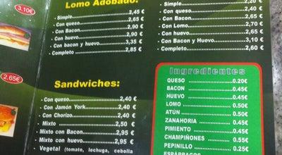 Photo of Burger Joint Bun Burger at Glorieta De Compostela S/n, Pontevedra, Spain