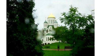 Photo of Park Парк в Солнцево at Ул. Богданова, Москва, Russia