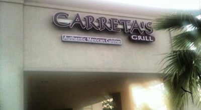 Photo of Mexican Restaurant Carreta's Grill at 137 Taos St, Slidell, LA 70458, United States