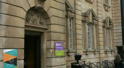 Photo of Library Northampton Library at Abington St, Northampton NN1 2BA, United Kingdom