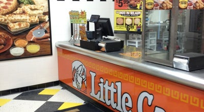 Photo of Pizza Place Little Ceasars at 127 South Eastwood Drive, Woodstock, IL 60098, United States