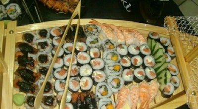 Photo of Japanese Restaurant Hamamat Sushi at R. Sto. Inácio, 27, Itaguaí 23815-510, Brazil