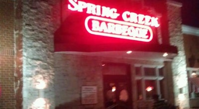 Photo of American Restaurant Spring Creek Barbeque at 14941 Midway Rd, Addison, TX 75001, United States