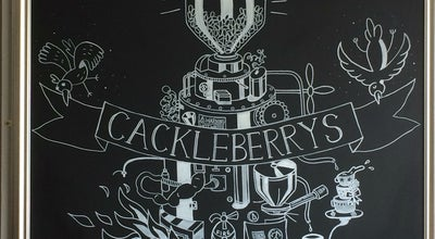 Photo of Coffee Shop Cackleberrys at 6 West Street, Fareham PO16 0BH, United Kingdom