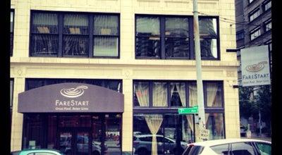 Photo of American Restaurant FareStart at 700 Virginia St, Seattle, WA 98101, United States