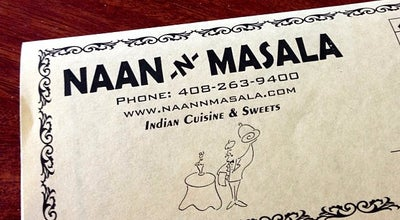 Photo of Indian Restaurant Naan N Masala at 94 Dempsey Rd, Milpitas, CA 95035, United States
