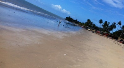 Photo of Beach Praia de Maria Farinha at Brazil