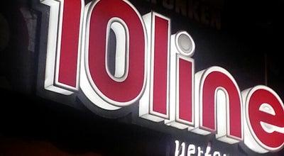 Photo of Bar 10line 45lik Cafe & Bar at Hoşnudiye Mah. Bayrak Sok. No:6, Eskişehir 26100, Turkey
