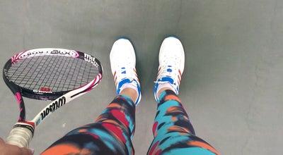 Photo of Tennis Court Теннисный корт TETRA at Ул. Сумская, 85, Харьков, Ukraine
