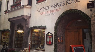 Photo of Hotel Gasthof Weisses Rössl at Kiebachgasse 8, Innsbruck 6020, Austria