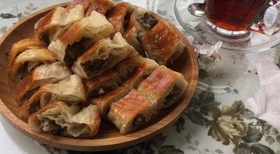 Photo of Pie Shop Düzenli Börek Evi at Barbaros Mahallesi Plaj Caddesi, Çanakkale 17020, Turkey