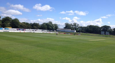 Photo of Cricket Ground Blackpool Cricket Club at Stanley Park, Blackpool FY3 9EQ, United Kingdom