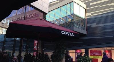 Photo of Coffee Shop Costa Coffee at Trinity Walk, Wakefield, United Kingdom