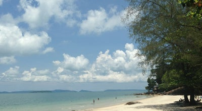 Photo of Beach Independence Beach at Street 2 Thnou, Sihanoukville, Cambodia